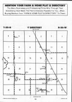 Unorganized Territory T50N-R26W, Aitkin County 1992 Published by Farm and Home Publishers, LTD