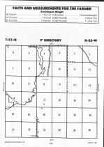 Unorganized Territory T51N-R25W, Aitkin County 1992 Published by Farm and Home Publishers, LTD