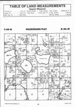 Waukenabo T49N-R26W, Aitkin County 1992 Published by Farm and Home Publishers, LTD