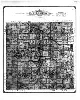 Maple Grove Township, Eagle Lake, Anoka and Hennepin Counties 1914