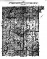 Oak Grove & East Part of St Francis Townships, Bethel, Cedar, Anoka and Hennepin Counties 1914