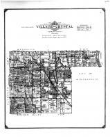Village of Crystal Township, Village Brooklyn Center, Village of Robbinsdale, Anoka and Hennepin Counties 1914