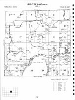 Height of Land - North, Becker County 1971