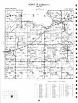 Height of Land - South, Becker County 1971