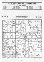 Evergreen T138N-R38W, Becker County 1992 Published by Farm and Home Publishers, LTD