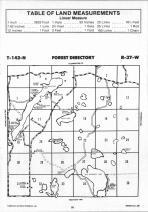 Round Lake T142N-R37W, Becker County 1992 Published by Farm and Home Publishers, LTD