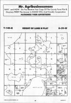 Grand Park T140N-R39W, Becker County 1992 Published by Farm and Home Publishers, LTD