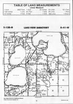 Lake View T138N-R41W, Becker County 1992 Published by Farm and Home Publishers, LTD
