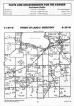 Height of Land T139N-R39W, Becker County 1992 Published by Farm and Home Publishers, LTD