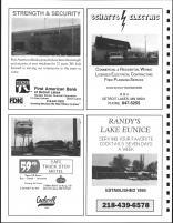 First American Bank of Detroit Lakes, Schatts Electric, Coalwell INC, Randy