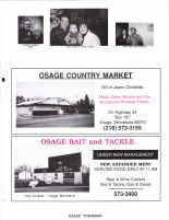 Thayer, Crandall, Lofy, Pritchard, Osage Country Market, Christlieb, Osage Bait and Tackle