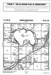 Hines T149N-R31W, Beltrami County 1993 Published by Farm and Home Publishers, LTD