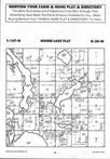 Moose Lake T147N-R30W, Beltrami County 1993 Published by Farm and Home Publishers, LTD