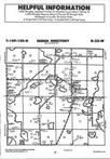 Map Image 056, Beltrami County 1993 Published by Farm and Home Publishers, LTD