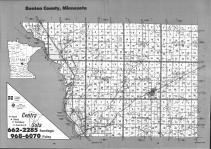 Index Map, Benton County 1992