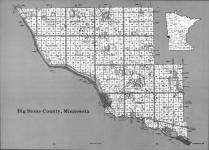 Index Map, Big Stone County 1992
