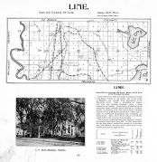 Lime Township, Lake Wita, Blue Earth County 1895
