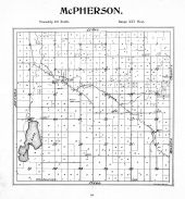 McPherson Township, Rice Lake, Blue Earth County 1895