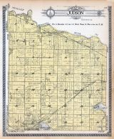 Judson Township, Cray, Rush Lake, Lily Lake, Crystal Lake, Minnesota River, Blue Earth County 1914