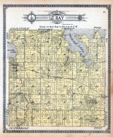 Le Ray Township Township, Smith Mill P.O., Mankato Springs, Eagle Lake, Madison Lake, Indian Lake, Blue Earth County 1914