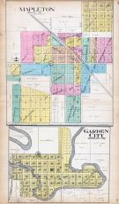 Mapleton, Garden City, Blue Earth County 1914