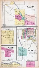 St. Clair, Vernon Center, Judson, Butternut, Blue Earth County 1914