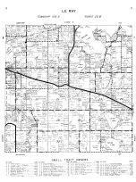 Le Ray Township, Blue Earth County 1955