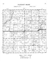 Pleasant Mound Township, Blue Earth County 1955