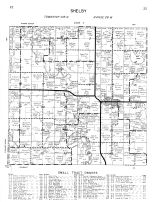 Shelby Township, Blue Earth County 1955