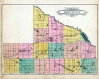 Index Map, Brown County 1905