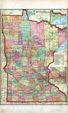 State Map, Brown County 1905