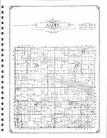 Albin Township, Brown County 1914