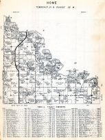 Home Township 2, Brown County 1953