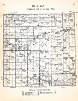 Mulligan Township, Brown County 1953