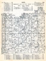 Sigel Township, Brown County 1953