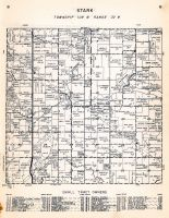 Stark Township, Brown County 1953