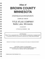 Title Page, Brown County 1999
