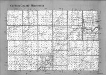 Index Map, Carlton County 1992