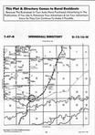 Map Image 001, Carlton County 1994