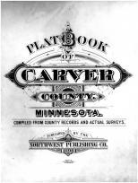 Carver county 1898 minnesota historical atlas carver county 1898 sciox Image collections