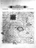 Watertown Township, Swede Lake, Carver County 1898