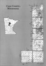 Index Map 3, Cass County 1992