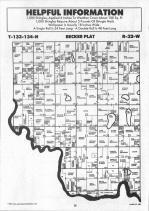 Map Image 005, Cass County 1992
