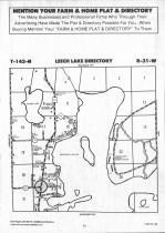 Leech Lake T143N-R31W, Cass County 1992
