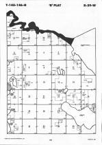 Map Image 109, Cass County 1992