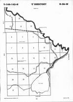Map Image 116, Cass County 1992