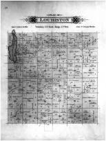 Louriston Township, Shakopee or  Buffalo Lake, Chippewa County 1900