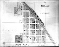Milan, Chippewa County 1900