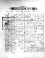 Rheiderland Township, Clara City, Chippewa County 1900