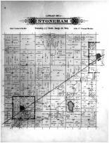 Stoneham Township, Clara City, Maynard, Chippewa County 1900